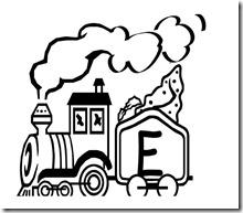 abecedario de tren 22