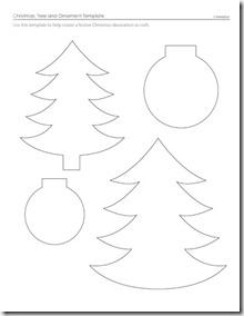 Plantillas navidad para hacer adornos de fieltro goma eva - Plantillas adornos navidenos ...