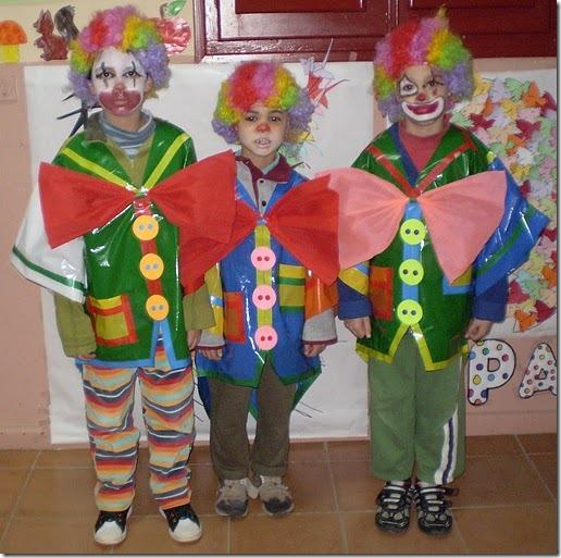 Joel, Jorge y Edu