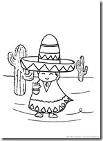 mexicanos blogcolorear-com (4)