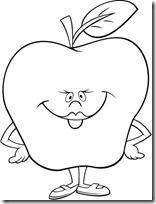 colorear manzana (4)