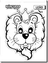 rey leon mascaras blogcolorear (1)