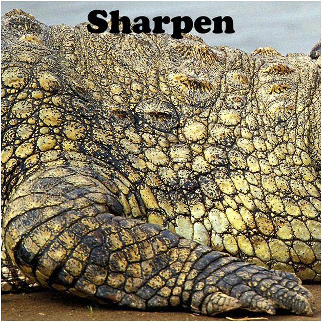 Sharpen Filter