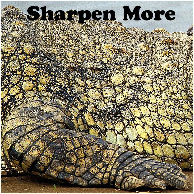 Sharpen More