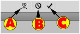 Free Transform Apply Button