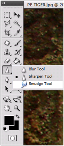 Smudge Toolbox