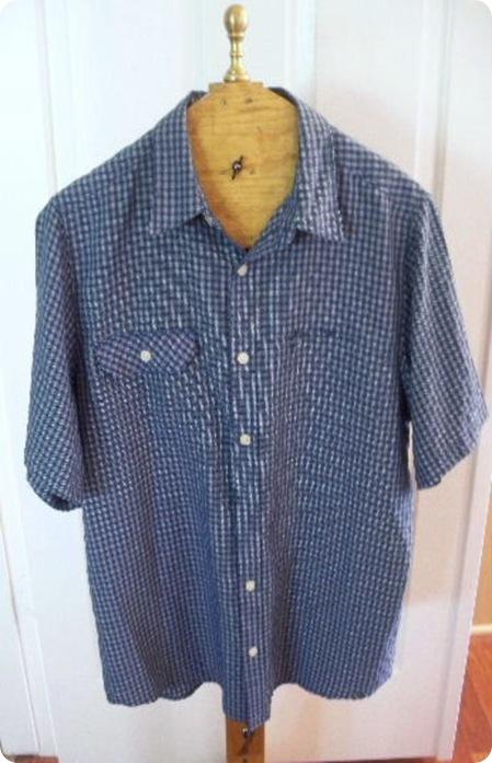 Рубашка Кена 002