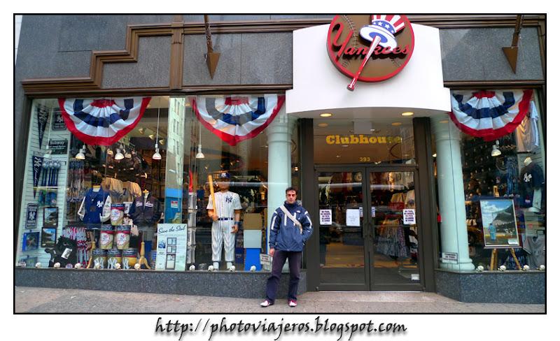 Tienda oficial Yankees