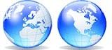logo mappemonde