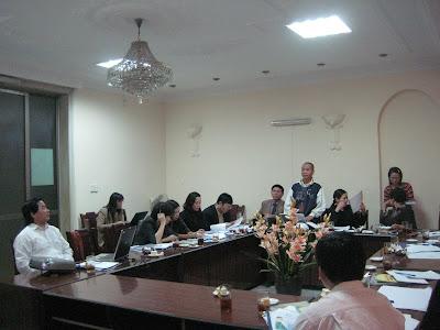 E-Bơi dự họp tổng kết 2008 ...