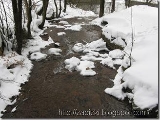 Речка возле парка Hambachtal