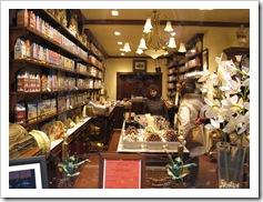 Шоколадные магазины