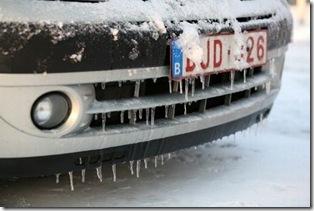 Рекордные холода в Европе.