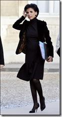 Рашида Дати (Rachida Dati) -министр юстиции Франции.