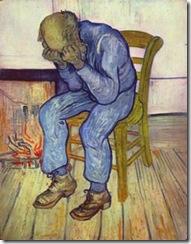 Ван Гог. Депрессия.