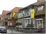 Украшение домов для карнавала