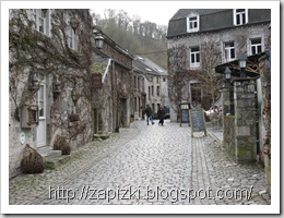 Durbuy - the smallest city in the world.