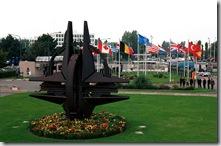 NATO Sculpture