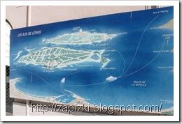 Карта Напульского залива