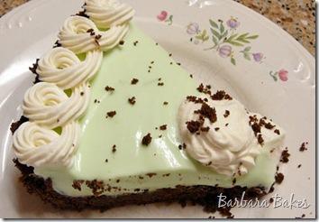 Key Lim eCream Cheese Pie