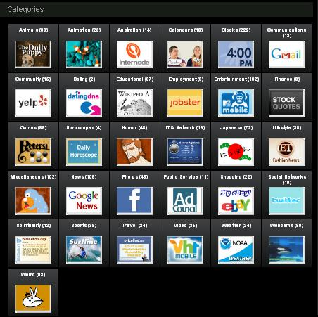 Sony Dash A Personal Internet viewer with 1000 free apps gallery image