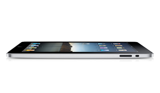 Ultra slim Apple I Pad launches photo picture