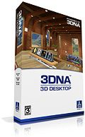 Download Free 3DNA 3d customize desktop