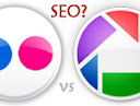 Flickr vs Picasa for SEO Optimize images & Blogs for Image search