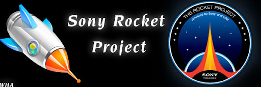 Sony Rocket Project with Intel i7 used vaio notebooks to launch rocket by kids image