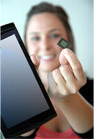 SanDisk iSSD Smallest Solid State Drive Embeddable for OEMs, upto 64GB
