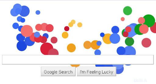 Google's HTML5 Animated Doodle, Cool Logo Appears on Google UK