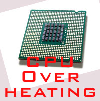 CPU Overheating-Apply Thermal Grease on Heat Sink &amp; CPU to Prevent CPU Overheating Applications