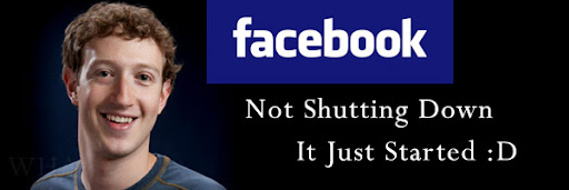 Shutdown of Facebook in March-Media Stunt-Tabloid-Rumor