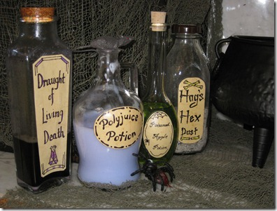 You can spend a pretty penny buying potion bottle decorations this ...