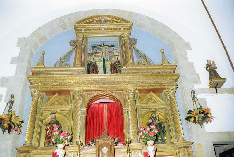 Altar del Santuario Bendueños LENA