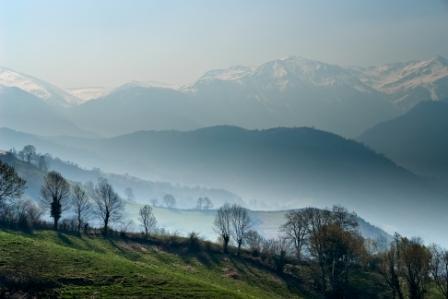 Camino de Santiago: Etapa Payares - La Pola (Camino del Invierno)