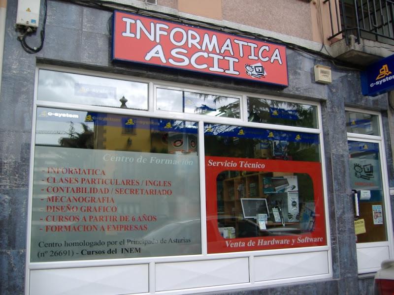 INFORMATICA ASCII