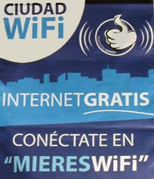 Red Mieres WiFi