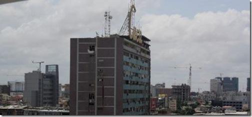 Luanda - predio da cuca vai ser abatido