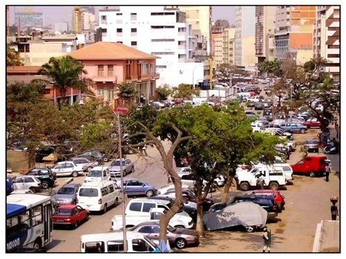 A Baixa de Luanda - sempre a subir