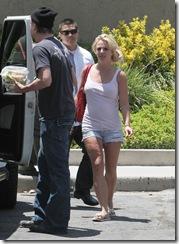 Britney Spears celulite