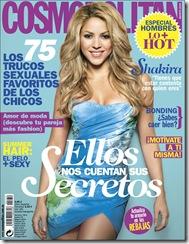 Shakira Cosmopolitan espana
