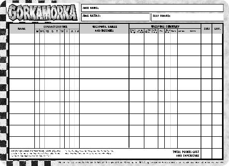 gorkamorka-roster1