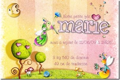 16 - Marie