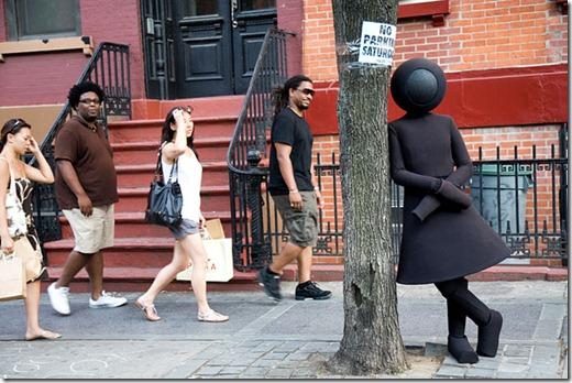 Pedestrian Project / Yvette Helin