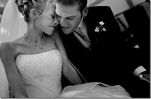 katie-kirkpatrick-in-wedding-dress-snuggling-with-nick