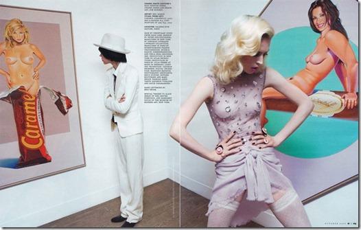 Editorial Art e Comerce W Magazine out 2009 17