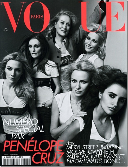 Vogue paris penelope cruz capa Hq More Freak Show Blog (1)