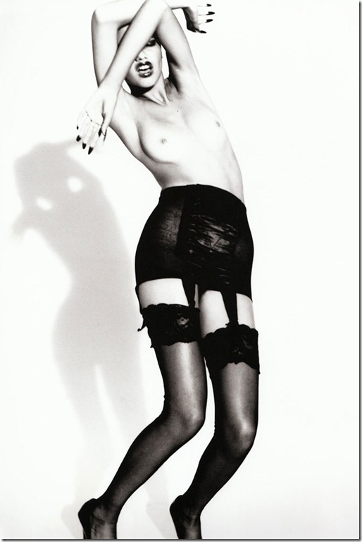 Adriana Lima livro Wicked by Ellen Von Unwerth  (4)