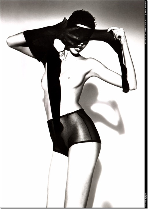 Adriana Lima livro Wicked by Ellen Von Unwerth  (7)